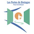 portfolio à Caen et Vire, plaquettes de communication du pays touristique des Portes de Bretagne