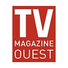 portfolio à Caen et Vire, logo TV Magazine Ouest