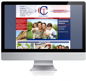 portfolio à Caen et Vire, site internet vitrine Coaching Transactions
