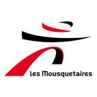 portfolio à Caen et Vire, création du logotype Les Mousquetaires Intermarché