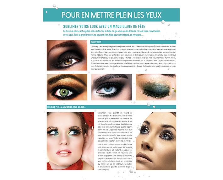 portfolio à Caen et Vire - article Pour en mettre plein les yeux