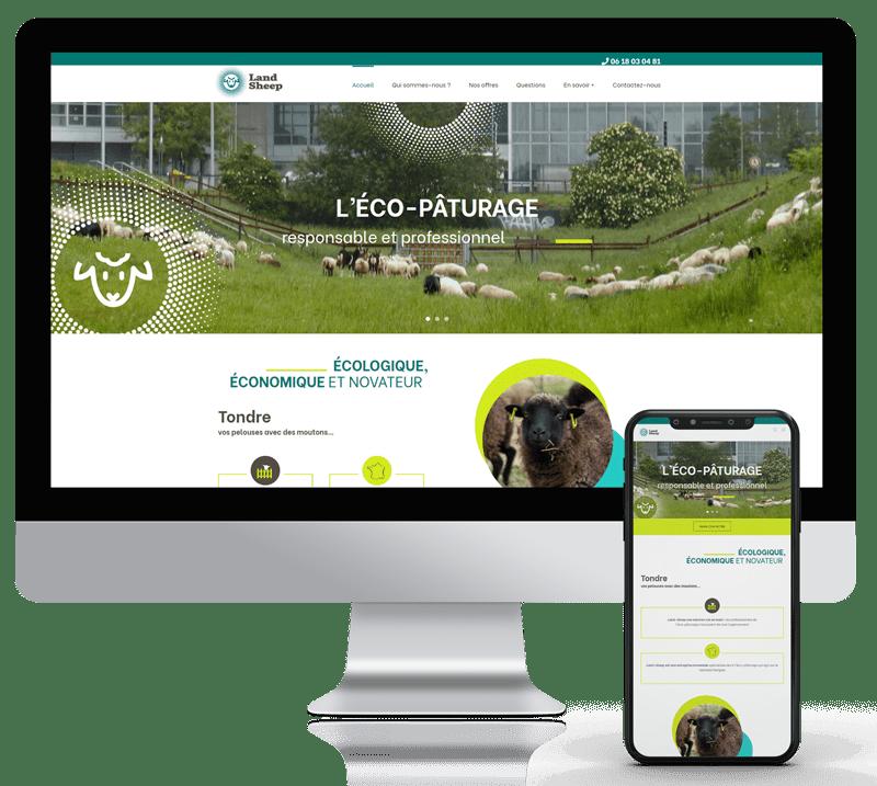 Création de site web pas cher et responsive à Rouen, Le Havre (Seine Maritime)-Evreux (Eure)