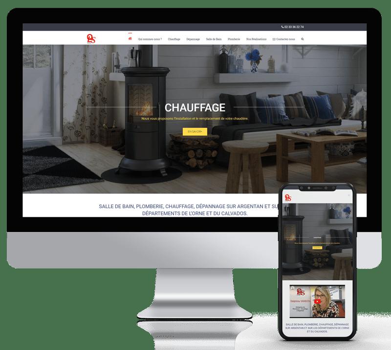 Création de site web pas cher à Saint Malo (35)